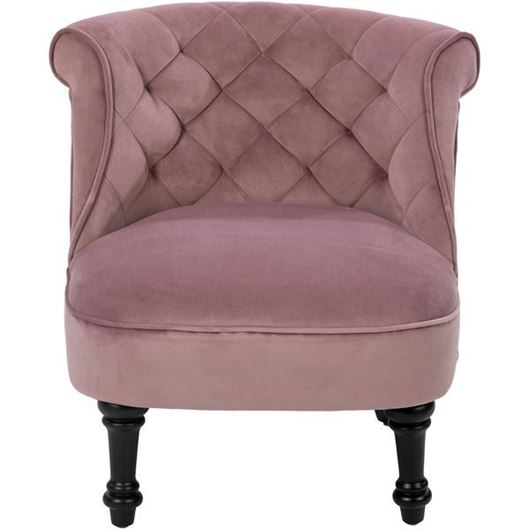 Picture of JUNO armchair purple