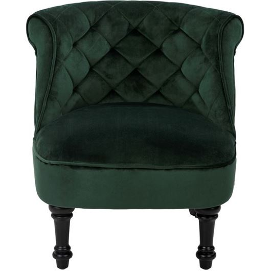 Picture of JUNO armchair green