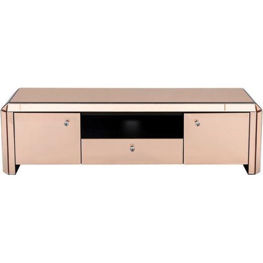 Picture of VERA entertainment unit 45x161 pink