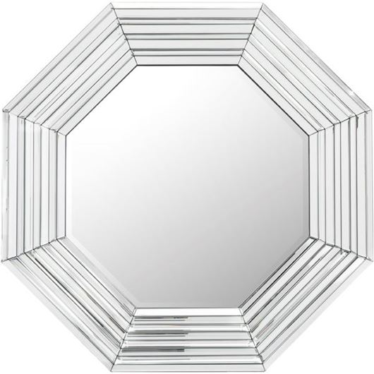Picture of FRANK mirror 106x106 clear