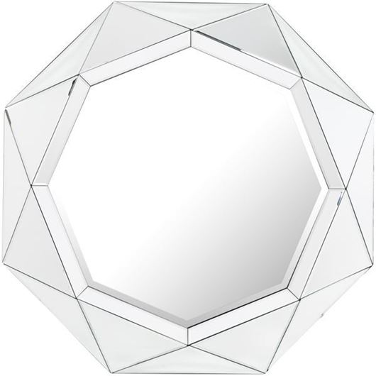 Picture of STAR 4 mirror 102x102 clear