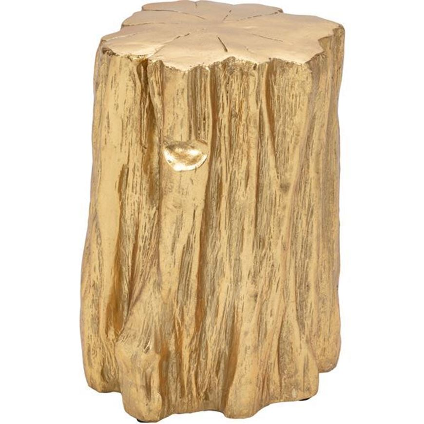 Picture of ABEER stool 34x33 gold
