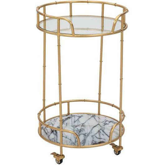 Picture of LAYER trolley d50cm gold