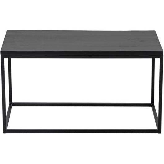 Picture of RICE coffee table 74x37 black