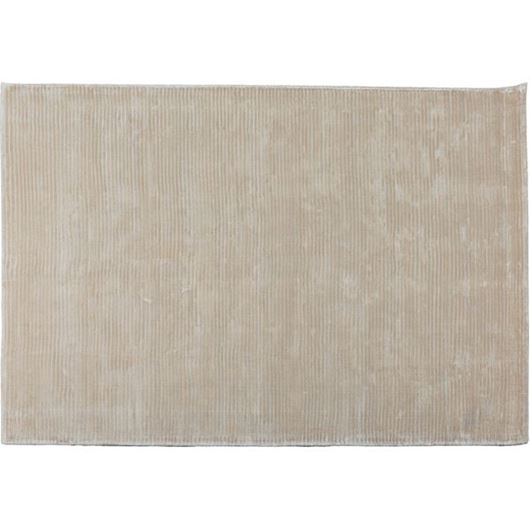 Picture of CARAT rug 170x240 white