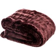 EMIL throw 130x180 red