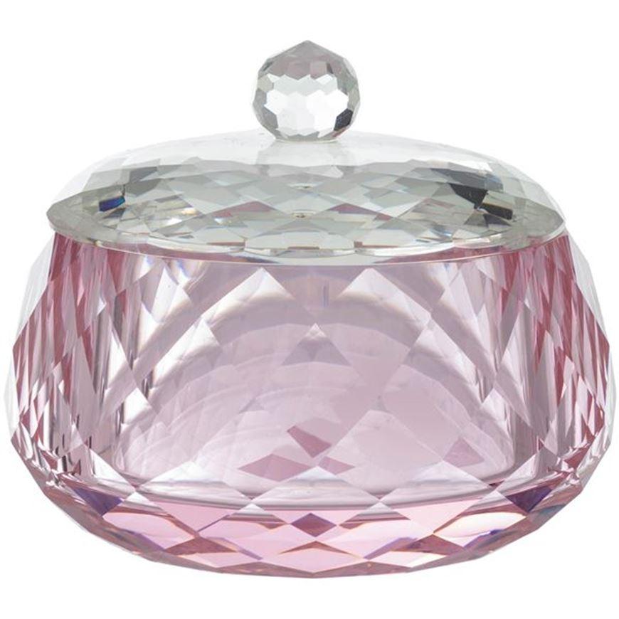 Picture of CELESTE box d12cm pink