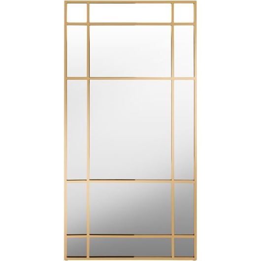 Picture of NK mirror 200x100 gold