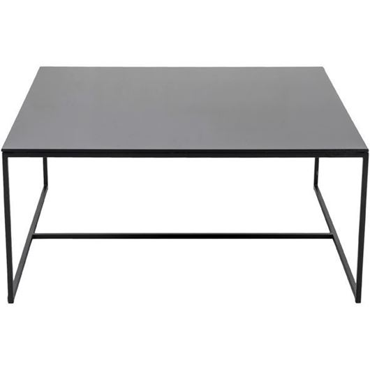 Picture of NAAN coffee table 100x100 black