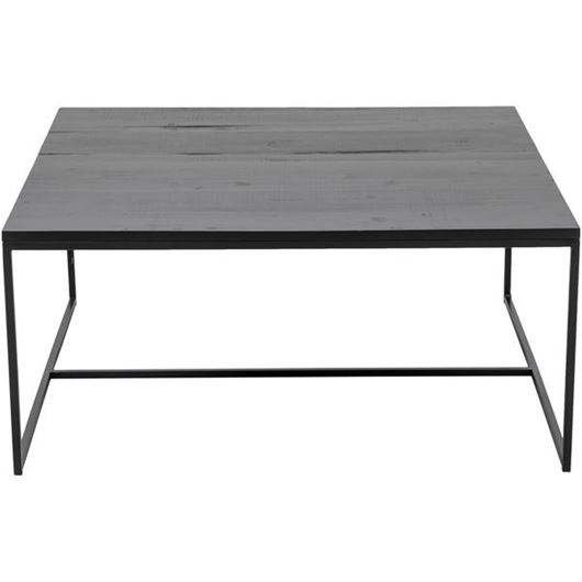 Picture of ROTI coffee table 100x100 black