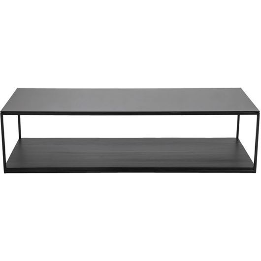 Picture of PURI coffee table 160x60 black