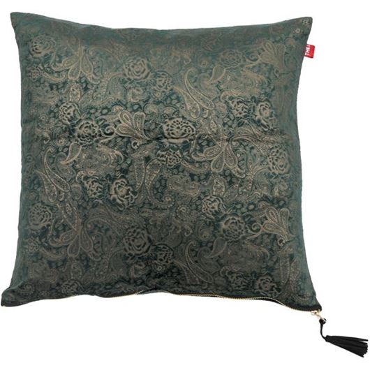 Picture of AVINA cushion cover 45x45 green