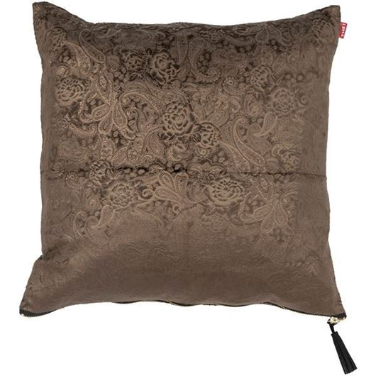 Picture of AVINA cushion cover 45x45 brown