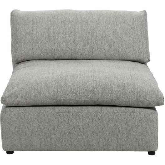Picture of STARLIGHT armless chair grey