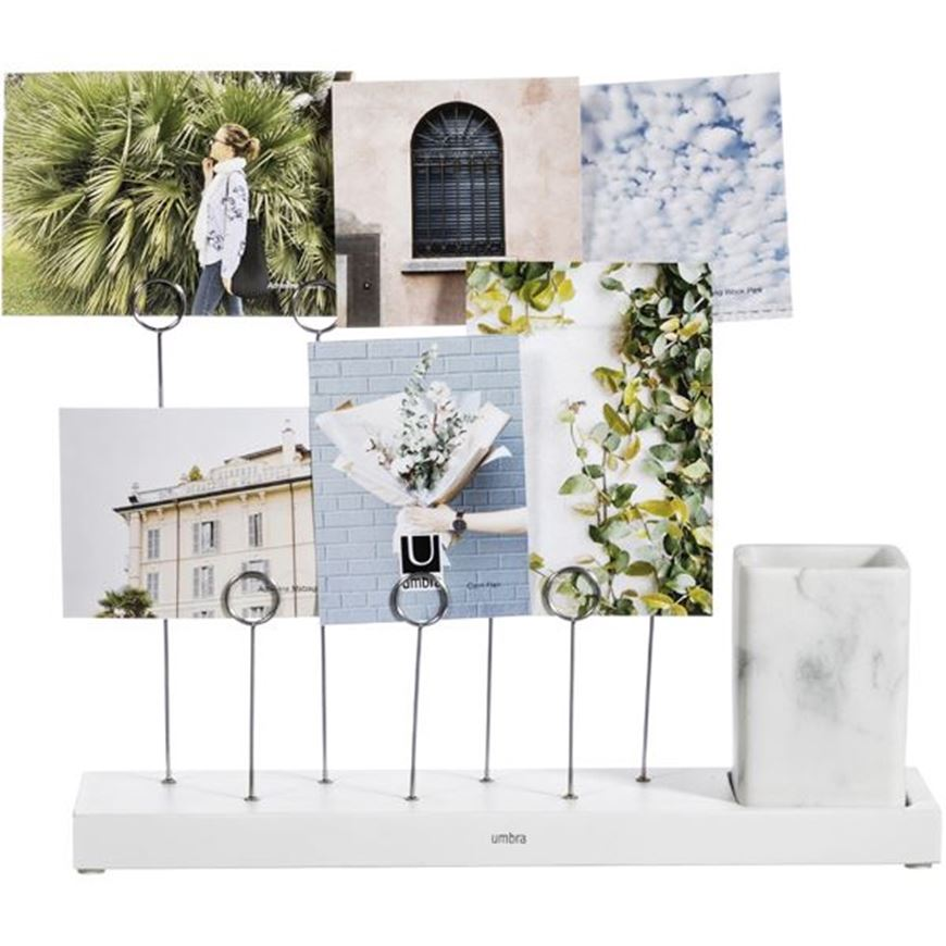 Picture of GALA photo holder white