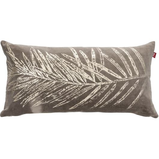 Picture of ARIANA cushion cover 30x60 beige/gold