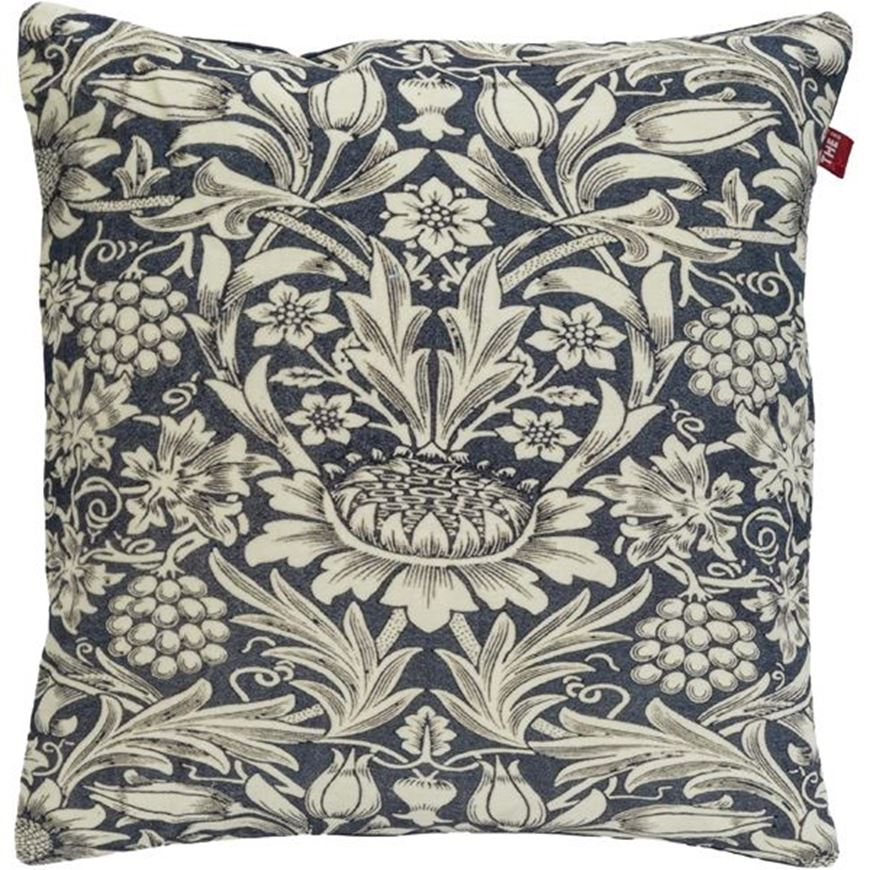 Picture of ADVIK cushion cover 45x45 blue