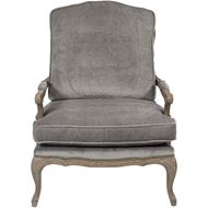 KASE armchair grey