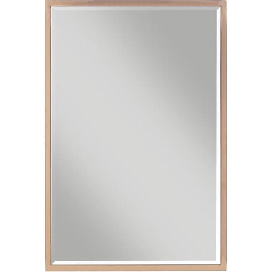 Picture of LUCA mirror 90x60 copper