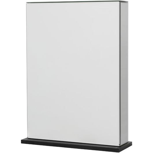Picture of SNOW table mirror 60x45 clear