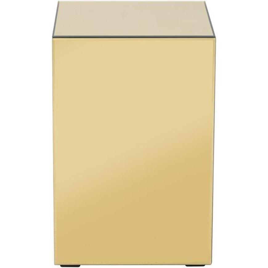 TOUR pedestal h60cm gold