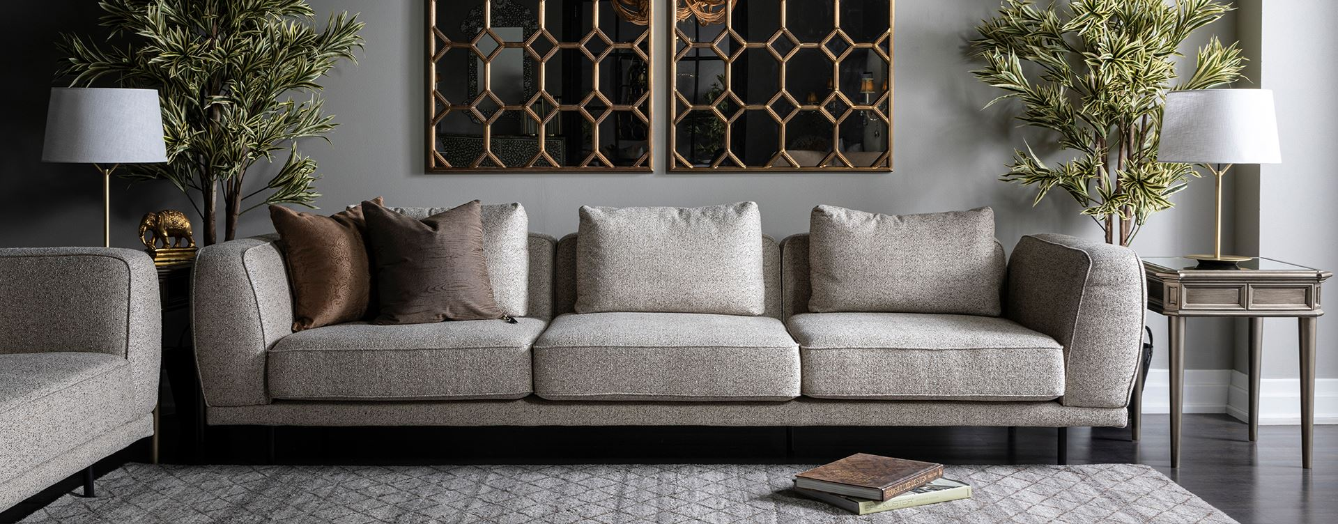 Buy Luxury Furniture at FUSION by - THE One UAE