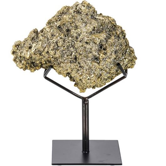Picture of ORE decoration h22cm gold