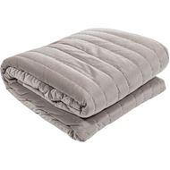 ANDY bedspread 230x250 grey