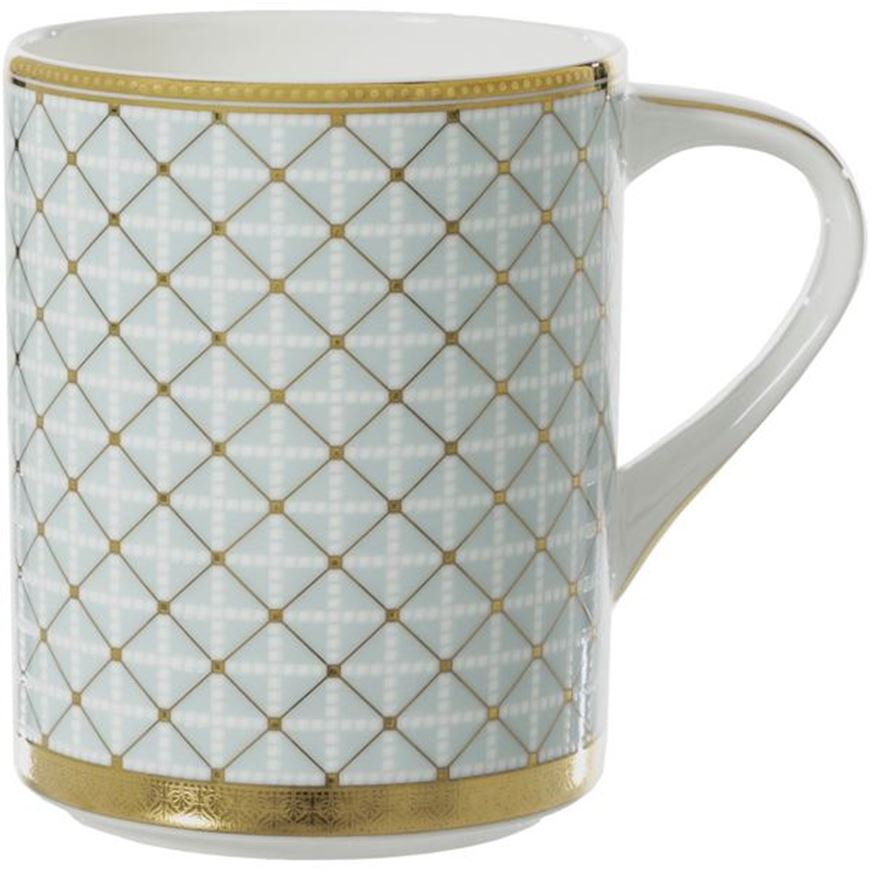 Picture of ASHBURY mug blue/gold