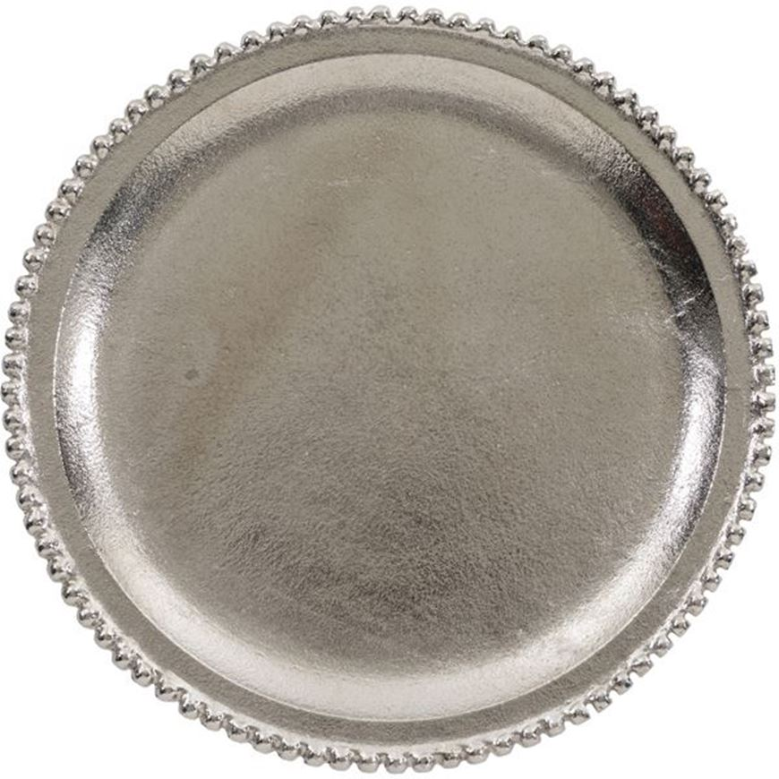 Picture of LIYAN tray d33cm nickel