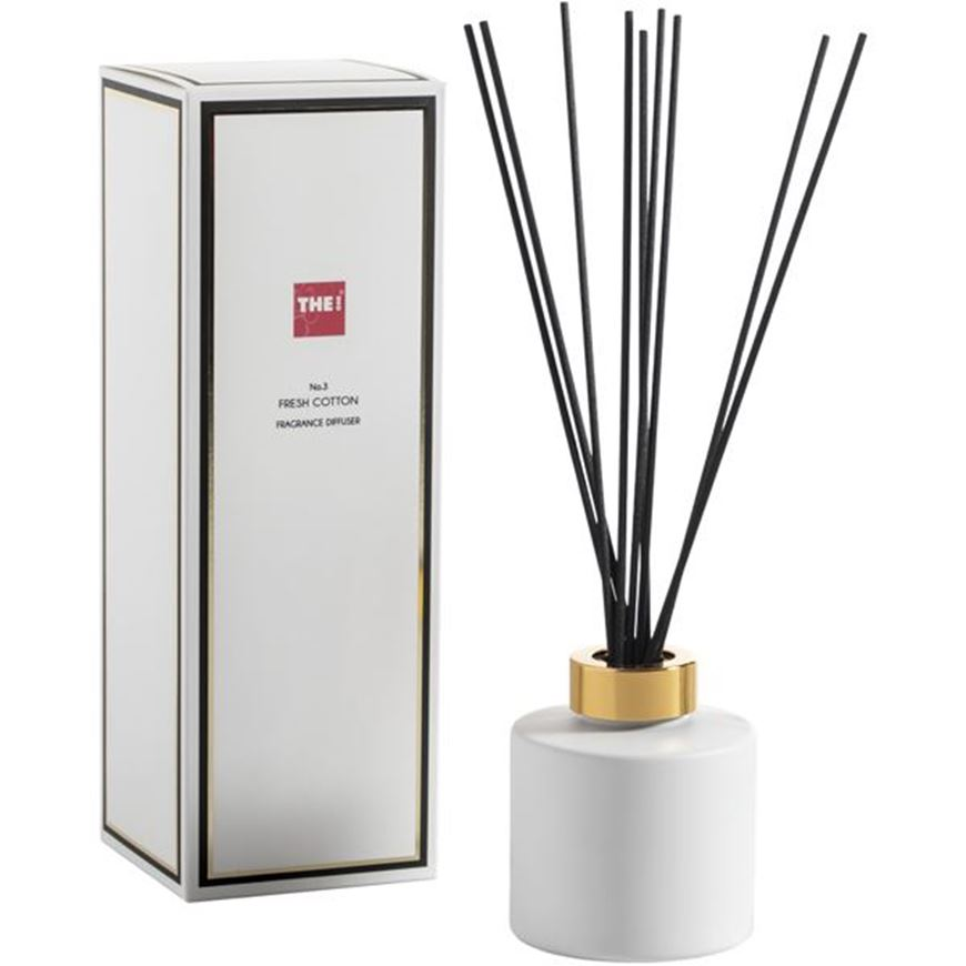 Picture of FRESH COTTON diffuser 150ml white