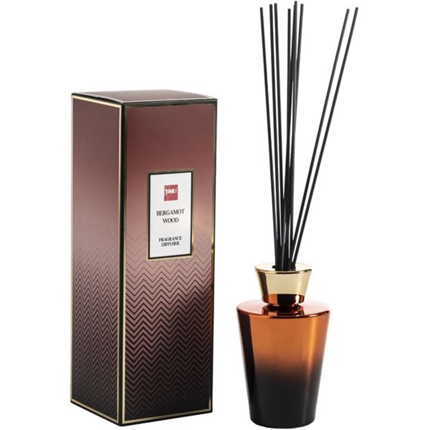 Picture of BERGAMOT WOOD diffuser 150ml orange