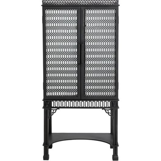 Picture of ASLAN cabinet 171x79 black