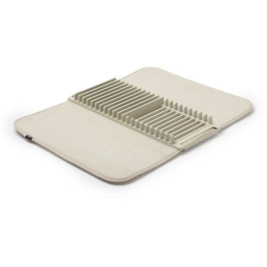Picture of UDRY dish rack & drying mat natural