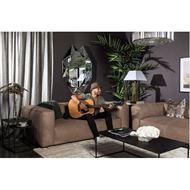 HOGARTH sofa 2.5 leather taupe