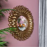 BONNIE wall decoration d69cm gold