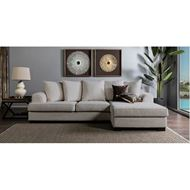 KINGSTON sofa 2.5 + chaise lounge Right beige