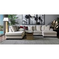 KINGSTON sofa U shape Left beige
