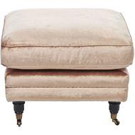 LOUIE footstool pink