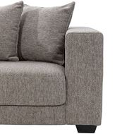 SPUD sofa C 4 brown