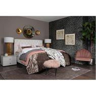 ACAI bedspread 230x250 pink