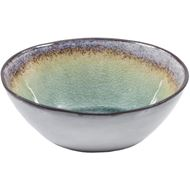 TEAL bowl d10cm blue/grey