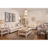 KINGSTON sofa 2 white