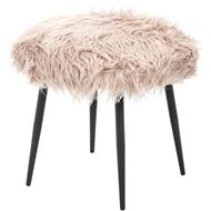 LAMB stool d57cm pink
