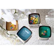 SULA bowls large set of 4 multicolour