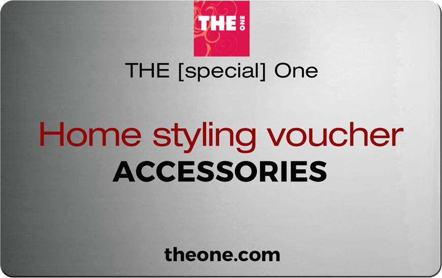 Picture of HOME STYLING VOUCHER - ACCESSORIES