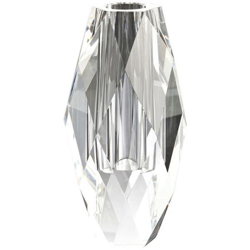 ENIT vase h31cm clear