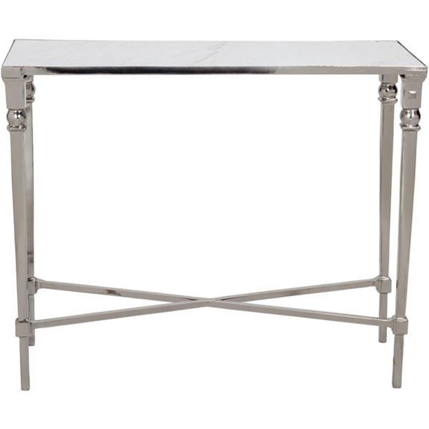 AMAAL console 96x38 white/nickel
