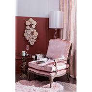 KASE armchair pink