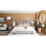 NEXUS rug 170x240 black and white